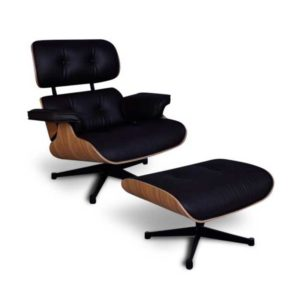 Eames Lounge Chair And Ottoman Replica-0