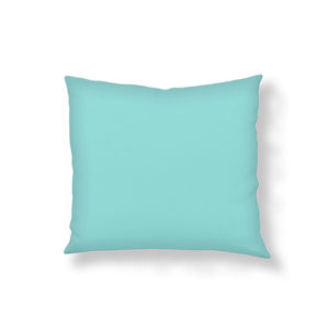 Water Flowers Cushion Cover-908