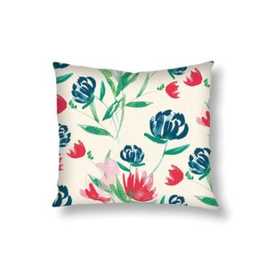 Floating Buds Cushion Cover-0