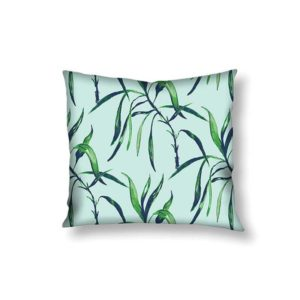 Dancing Leaves Cushion Cover-0