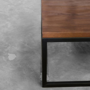 Will Coffee Table - Chestnut-1047