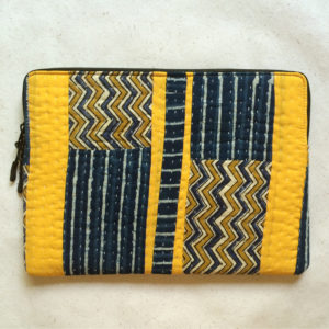 Laptop Sleeve - 13 Inches - Yellow and Blue-1192