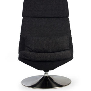 Adamsville Leisure Chair in Charcoal Colour -0