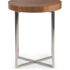 Fresno Leisure Table in Brown Colour -0