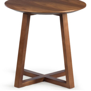 Millport Side Table in Brown Colour -3161