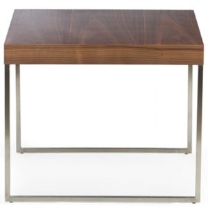 New York Side Table in Brown Colour -2407