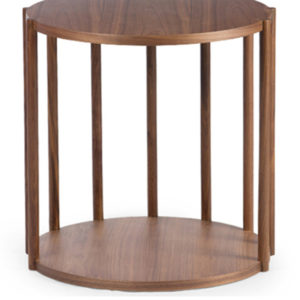 Paterson C Side Table in Brown Colour -2793