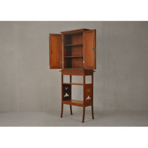 Victorian Cabinet On Stand-3225