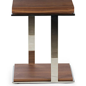 Somerville Side Table in Brown Colour -2781