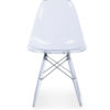 The Entenza Replica Chair in Clear Finish -0