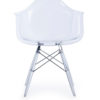 The Meyer Replica Chair in Clear Finish -0