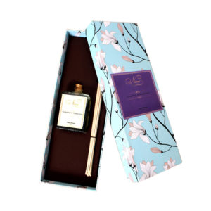 Reed Diffuser - Grapefruit and Mangosteen-3594