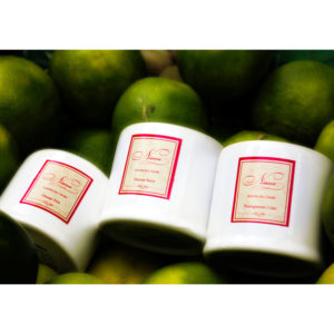 Fruity Collection - Set of 3 Candle-3627