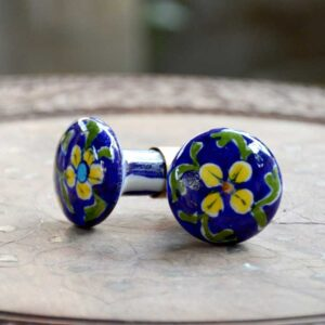 Knobs - Blue And Green-0