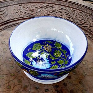 Bowl - Blue And Green-4169