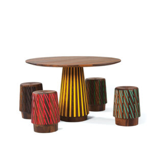 Sefefo Colour Series Dining Table -5047